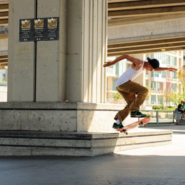 Warehouse Skatepark opening