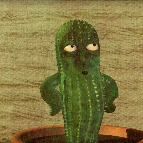Cactus drop