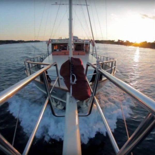 Sailboat Andrea