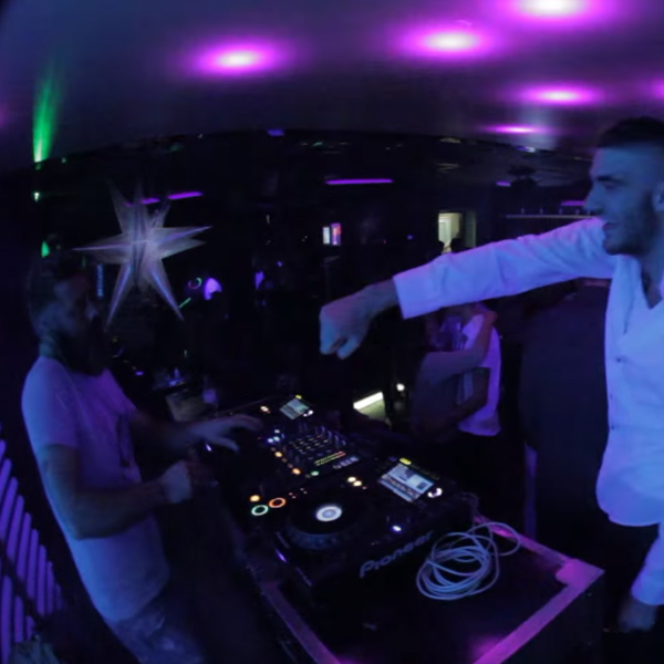 Promo video for Kameleon night club