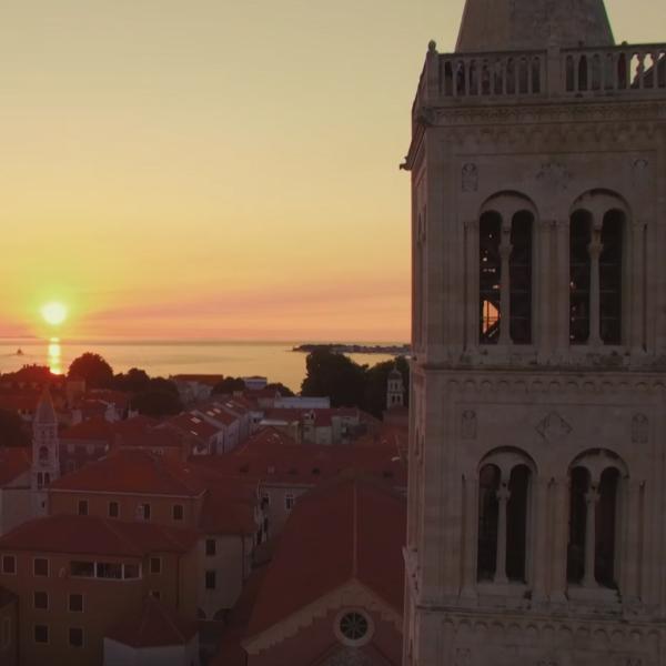 Promo video for Tourist Information Centre Zadar