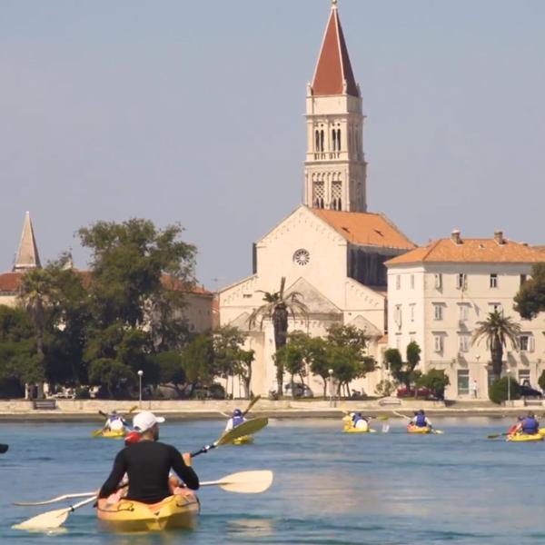 Split Adventure - Sea kayaking Trogir