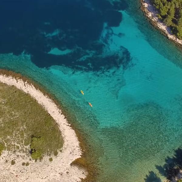 Split Adventure - Sea kayaking Hvar & Pakleni islands