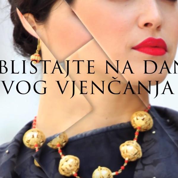 Promo video for Zlatarije Dvornik