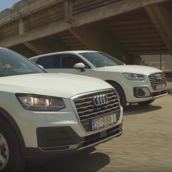 Commercial for Audi & Hajduk